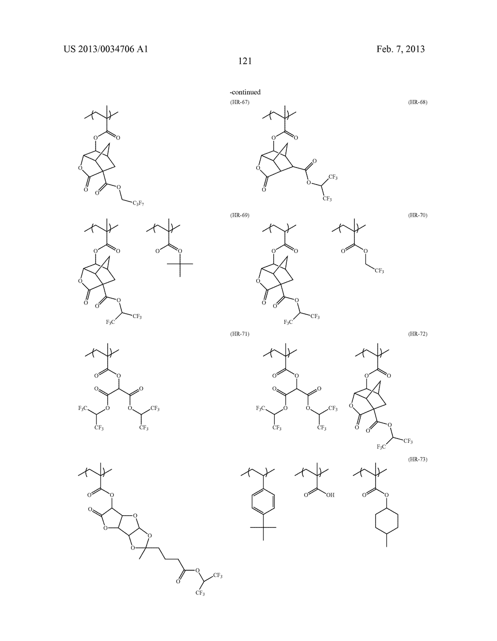 PATTERN FORMING METHOD, ACTINIC RAY-SENSITIVE OR RADIATION-SENSITIVE RESIN     COMPOSITION, RESIST FILM, PRODUCTION METHOD OF ELECTRONIC DEVICE, AND     ELECTRONIC DEVICE - diagram, schematic, and image 126