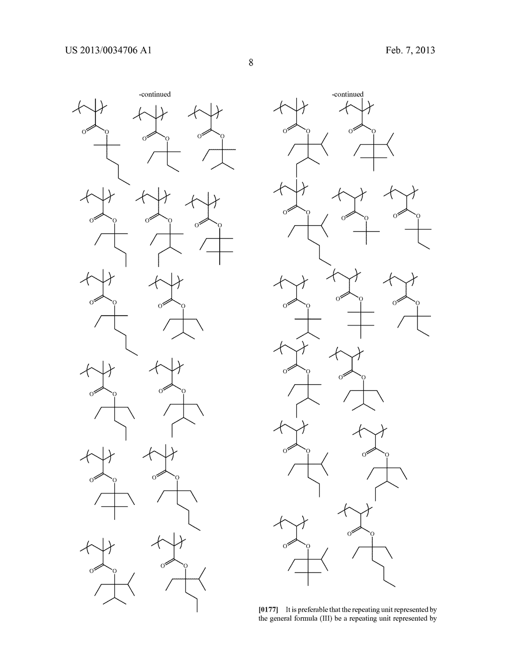 PATTERN FORMING METHOD, ACTINIC RAY-SENSITIVE OR RADIATION-SENSITIVE RESIN     COMPOSITION, RESIST FILM, PRODUCTION METHOD OF ELECTRONIC DEVICE, AND     ELECTRONIC DEVICE - diagram, schematic, and image 13