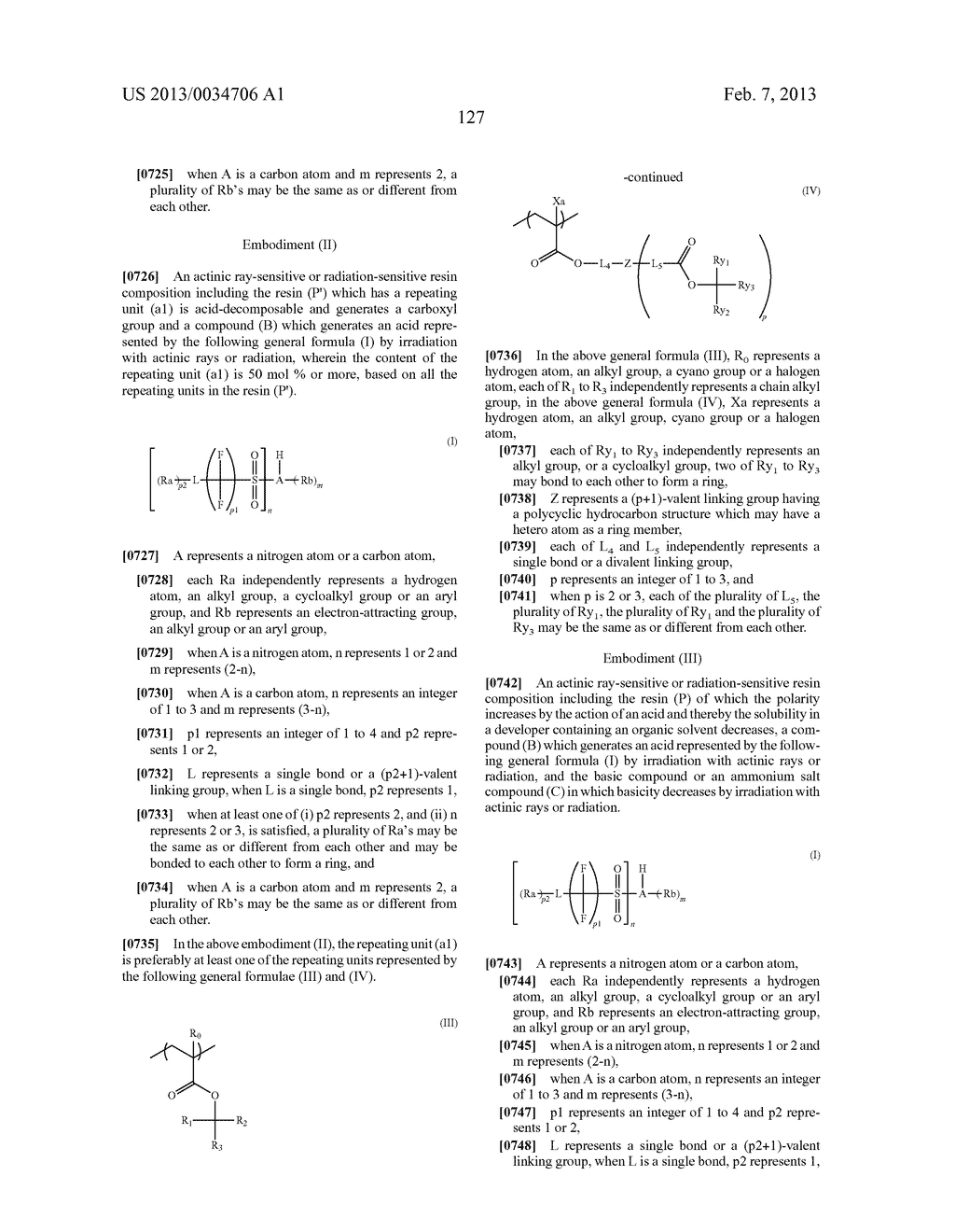PATTERN FORMING METHOD, ACTINIC RAY-SENSITIVE OR RADIATION-SENSITIVE RESIN     COMPOSITION, RESIST FILM, PRODUCTION METHOD OF ELECTRONIC DEVICE, AND     ELECTRONIC DEVICE - diagram, schematic, and image 132
