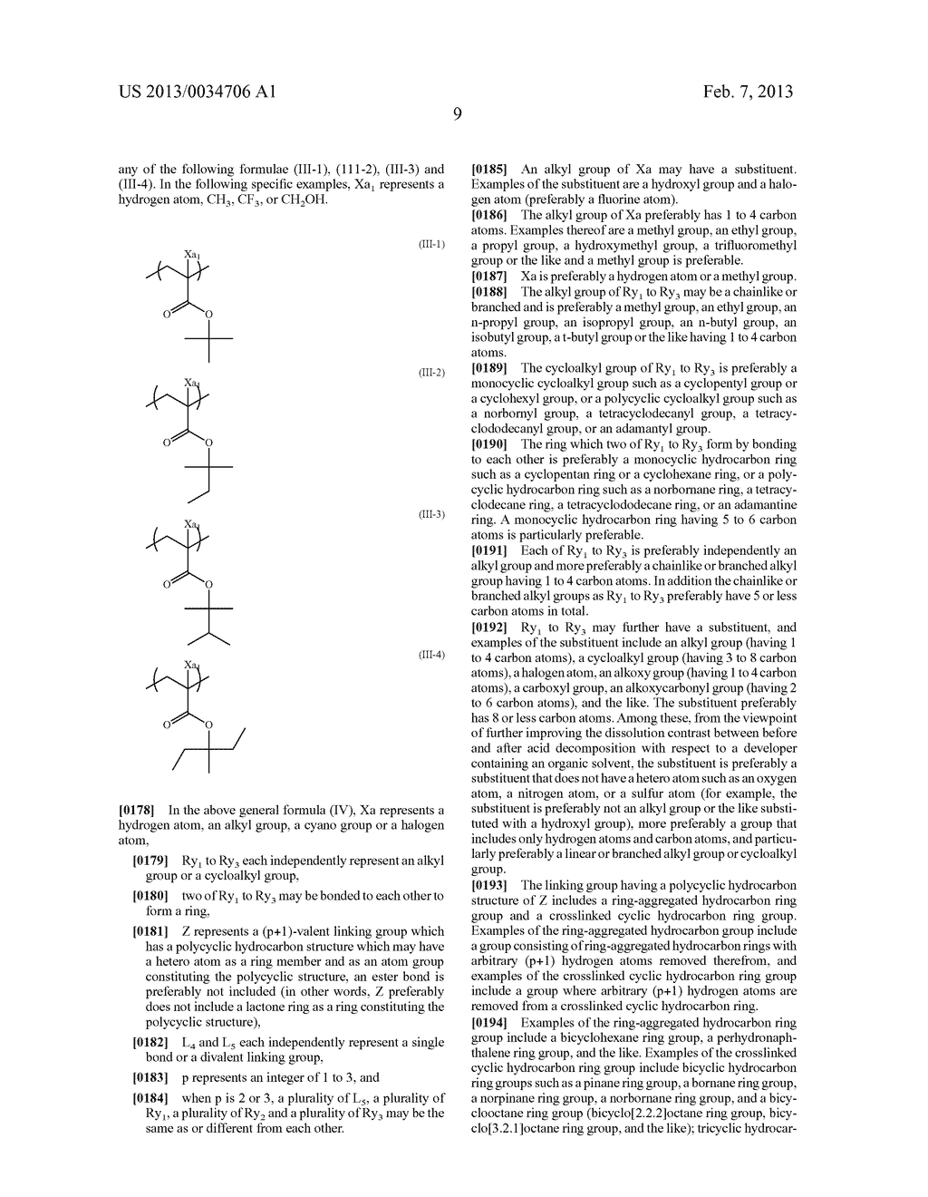 PATTERN FORMING METHOD, ACTINIC RAY-SENSITIVE OR RADIATION-SENSITIVE RESIN     COMPOSITION, RESIST FILM, PRODUCTION METHOD OF ELECTRONIC DEVICE, AND     ELECTRONIC DEVICE - diagram, schematic, and image 14