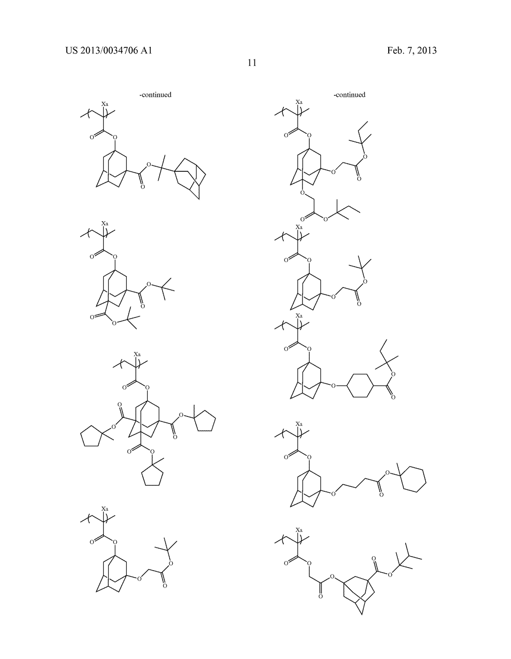 PATTERN FORMING METHOD, ACTINIC RAY-SENSITIVE OR RADIATION-SENSITIVE RESIN     COMPOSITION, RESIST FILM, PRODUCTION METHOD OF ELECTRONIC DEVICE, AND     ELECTRONIC DEVICE - diagram, schematic, and image 16
