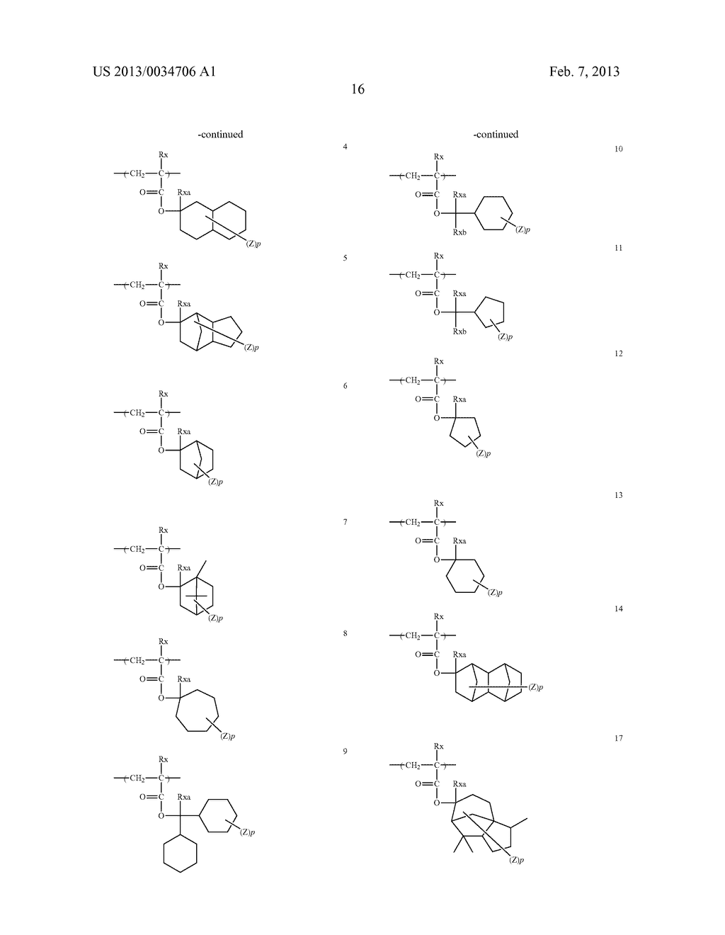 PATTERN FORMING METHOD, ACTINIC RAY-SENSITIVE OR RADIATION-SENSITIVE RESIN     COMPOSITION, RESIST FILM, PRODUCTION METHOD OF ELECTRONIC DEVICE, AND     ELECTRONIC DEVICE - diagram, schematic, and image 21