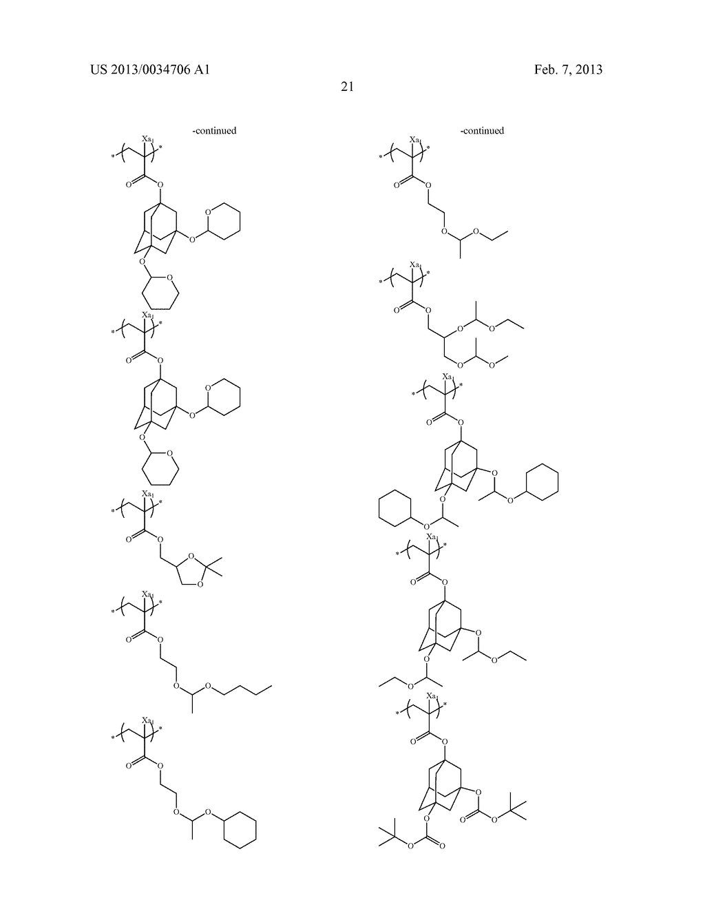 PATTERN FORMING METHOD, ACTINIC RAY-SENSITIVE OR RADIATION-SENSITIVE RESIN     COMPOSITION, RESIST FILM, PRODUCTION METHOD OF ELECTRONIC DEVICE, AND     ELECTRONIC DEVICE - diagram, schematic, and image 26