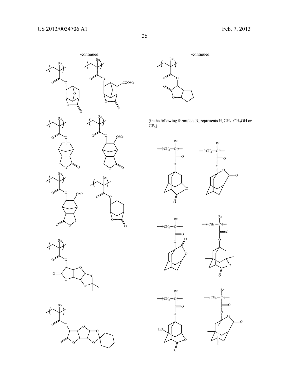 PATTERN FORMING METHOD, ACTINIC RAY-SENSITIVE OR RADIATION-SENSITIVE RESIN     COMPOSITION, RESIST FILM, PRODUCTION METHOD OF ELECTRONIC DEVICE, AND     ELECTRONIC DEVICE - diagram, schematic, and image 31