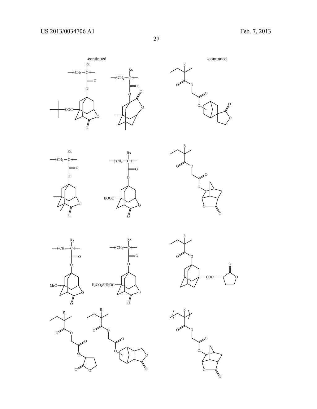 PATTERN FORMING METHOD, ACTINIC RAY-SENSITIVE OR RADIATION-SENSITIVE RESIN     COMPOSITION, RESIST FILM, PRODUCTION METHOD OF ELECTRONIC DEVICE, AND     ELECTRONIC DEVICE - diagram, schematic, and image 32