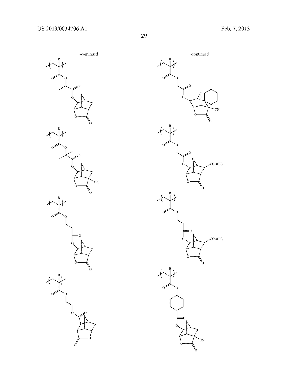 PATTERN FORMING METHOD, ACTINIC RAY-SENSITIVE OR RADIATION-SENSITIVE RESIN     COMPOSITION, RESIST FILM, PRODUCTION METHOD OF ELECTRONIC DEVICE, AND     ELECTRONIC DEVICE - diagram, schematic, and image 34