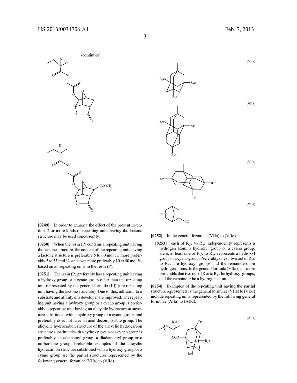 PATTERN FORMING METHOD, ACTINIC RAY-SENSITIVE OR RADIATION-SENSITIVE RESIN     COMPOSITION, RESIST FILM, PRODUCTION METHOD OF ELECTRONIC DEVICE, AND     ELECTRONIC DEVICE - diagram, schematic, and image 36
