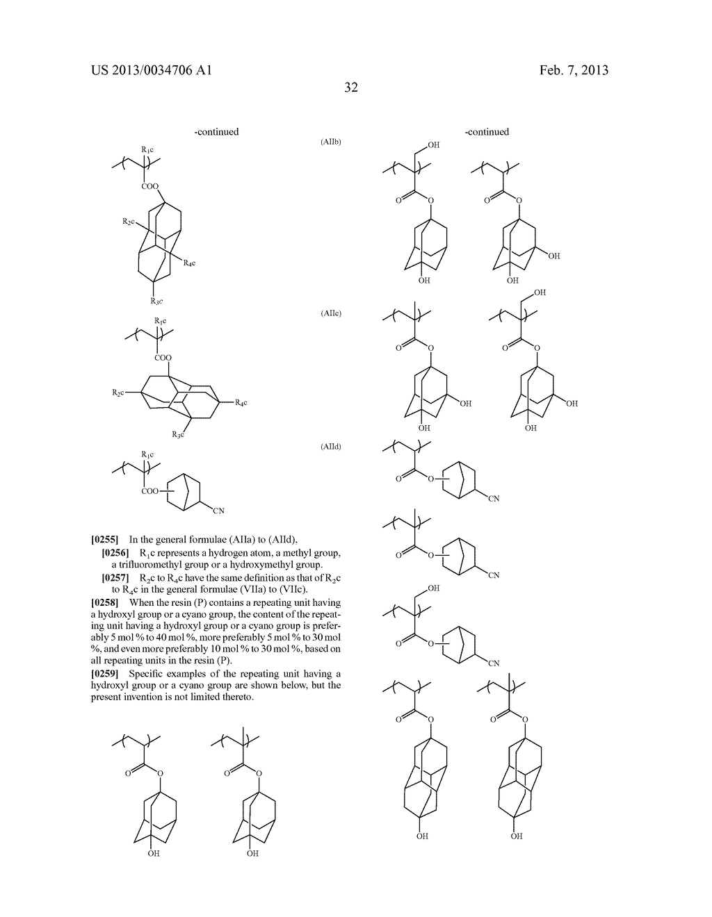 PATTERN FORMING METHOD, ACTINIC RAY-SENSITIVE OR RADIATION-SENSITIVE RESIN     COMPOSITION, RESIST FILM, PRODUCTION METHOD OF ELECTRONIC DEVICE, AND     ELECTRONIC DEVICE - diagram, schematic, and image 37