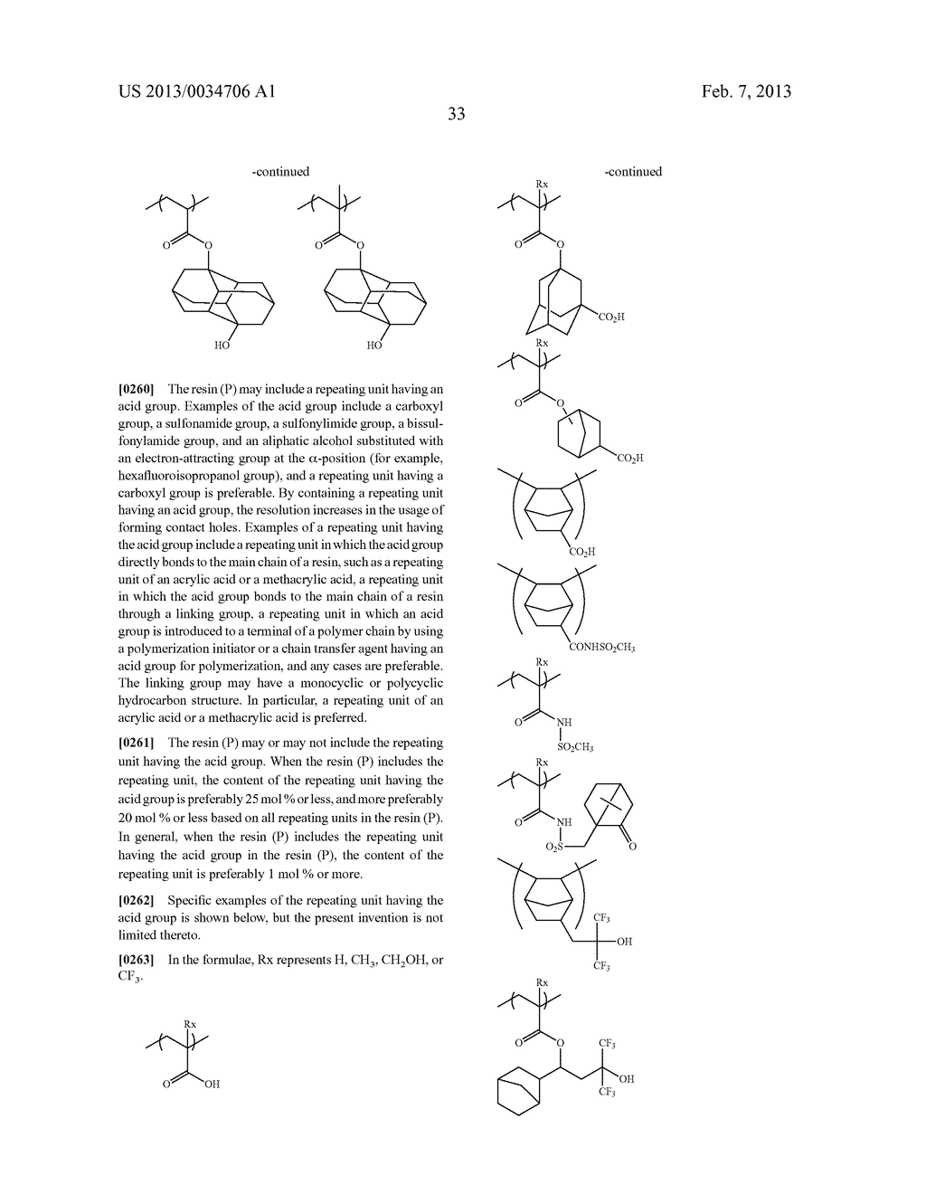PATTERN FORMING METHOD, ACTINIC RAY-SENSITIVE OR RADIATION-SENSITIVE RESIN     COMPOSITION, RESIST FILM, PRODUCTION METHOD OF ELECTRONIC DEVICE, AND     ELECTRONIC DEVICE - diagram, schematic, and image 38