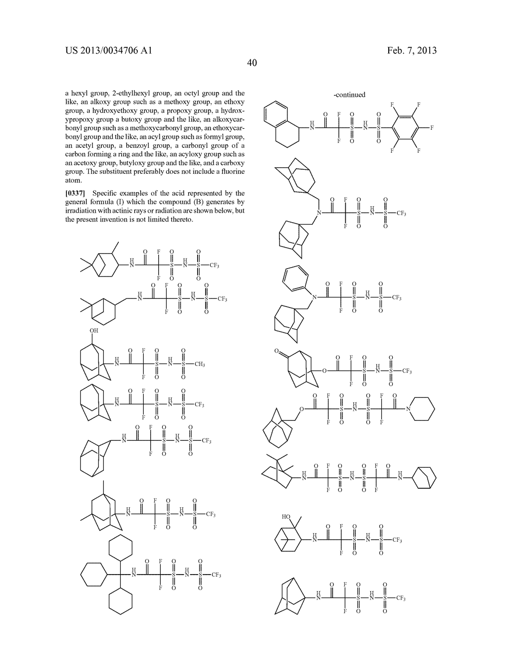 PATTERN FORMING METHOD, ACTINIC RAY-SENSITIVE OR RADIATION-SENSITIVE RESIN     COMPOSITION, RESIST FILM, PRODUCTION METHOD OF ELECTRONIC DEVICE, AND     ELECTRONIC DEVICE - diagram, schematic, and image 45