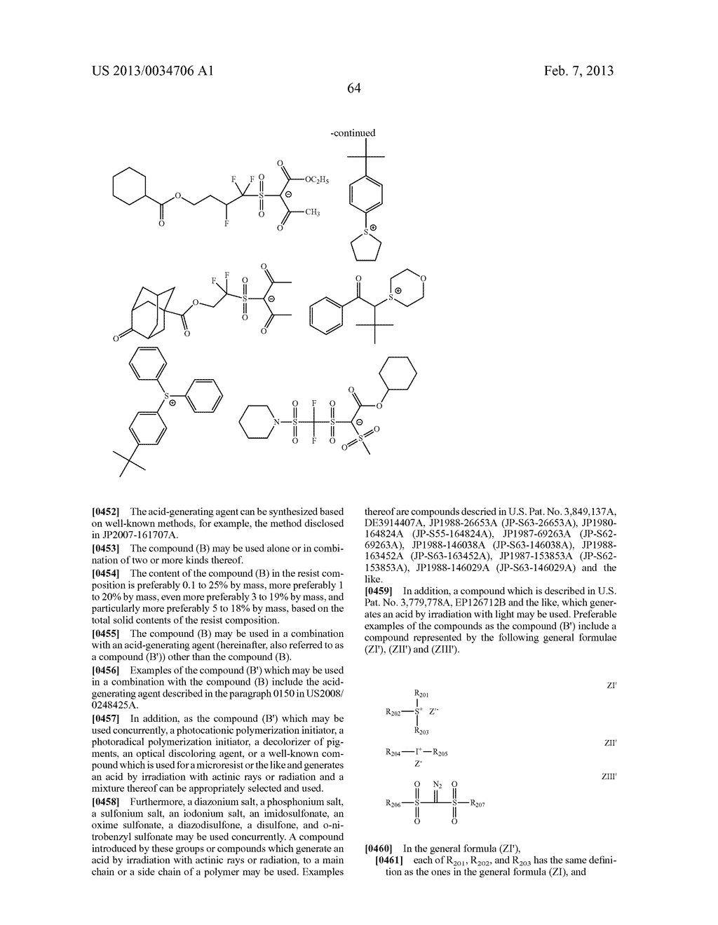 PATTERN FORMING METHOD, ACTINIC RAY-SENSITIVE OR RADIATION-SENSITIVE RESIN     COMPOSITION, RESIST FILM, PRODUCTION METHOD OF ELECTRONIC DEVICE, AND     ELECTRONIC DEVICE - diagram, schematic, and image 69
