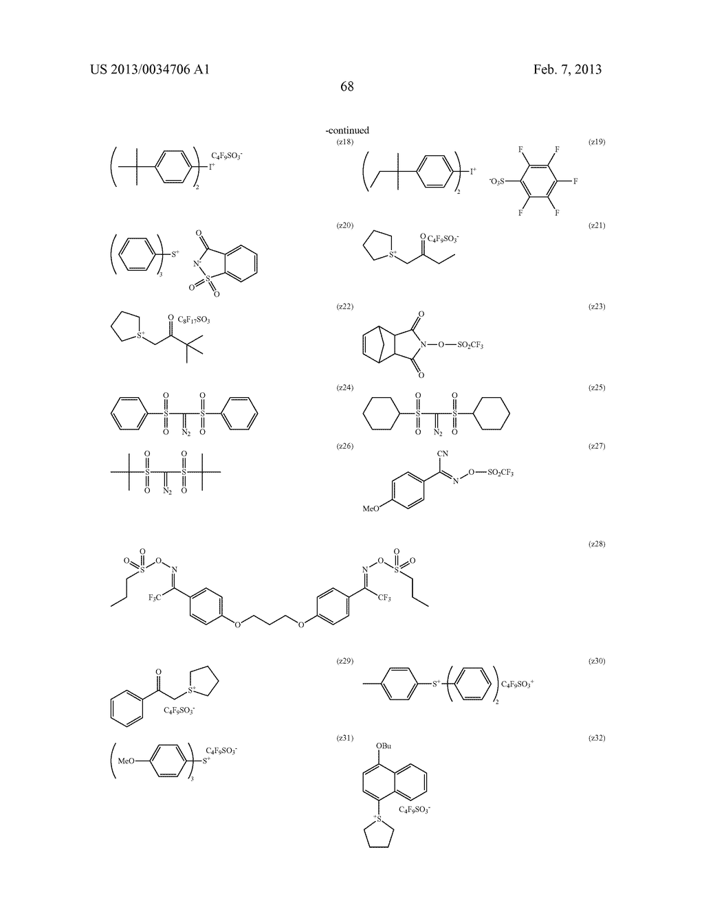 PATTERN FORMING METHOD, ACTINIC RAY-SENSITIVE OR RADIATION-SENSITIVE RESIN     COMPOSITION, RESIST FILM, PRODUCTION METHOD OF ELECTRONIC DEVICE, AND     ELECTRONIC DEVICE - diagram, schematic, and image 73