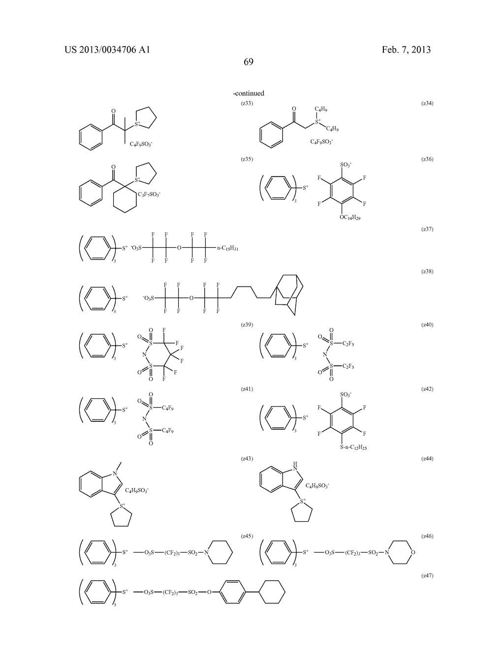 PATTERN FORMING METHOD, ACTINIC RAY-SENSITIVE OR RADIATION-SENSITIVE RESIN     COMPOSITION, RESIST FILM, PRODUCTION METHOD OF ELECTRONIC DEVICE, AND     ELECTRONIC DEVICE - diagram, schematic, and image 74