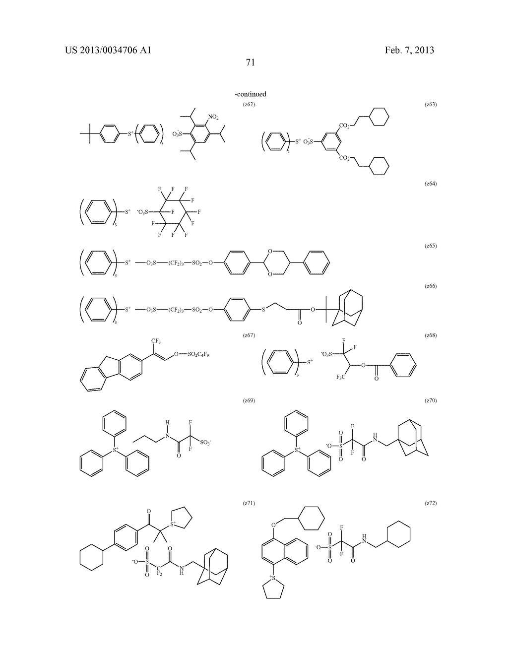 PATTERN FORMING METHOD, ACTINIC RAY-SENSITIVE OR RADIATION-SENSITIVE RESIN     COMPOSITION, RESIST FILM, PRODUCTION METHOD OF ELECTRONIC DEVICE, AND     ELECTRONIC DEVICE - diagram, schematic, and image 76