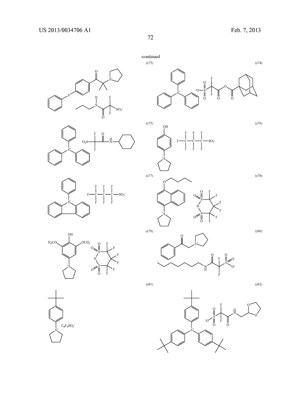 PATTERN FORMING METHOD, ACTINIC RAY-SENSITIVE OR RADIATION-SENSITIVE RESIN     COMPOSITION, RESIST FILM, PRODUCTION METHOD OF ELECTRONIC DEVICE, AND     ELECTRONIC DEVICE - diagram, schematic, and image 77