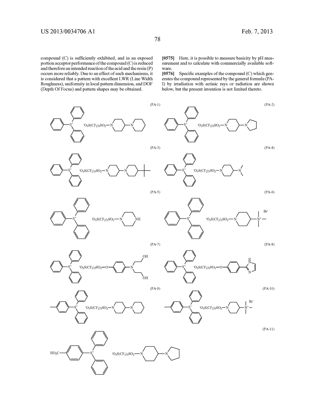 PATTERN FORMING METHOD, ACTINIC RAY-SENSITIVE OR RADIATION-SENSITIVE RESIN     COMPOSITION, RESIST FILM, PRODUCTION METHOD OF ELECTRONIC DEVICE, AND     ELECTRONIC DEVICE - diagram, schematic, and image 83