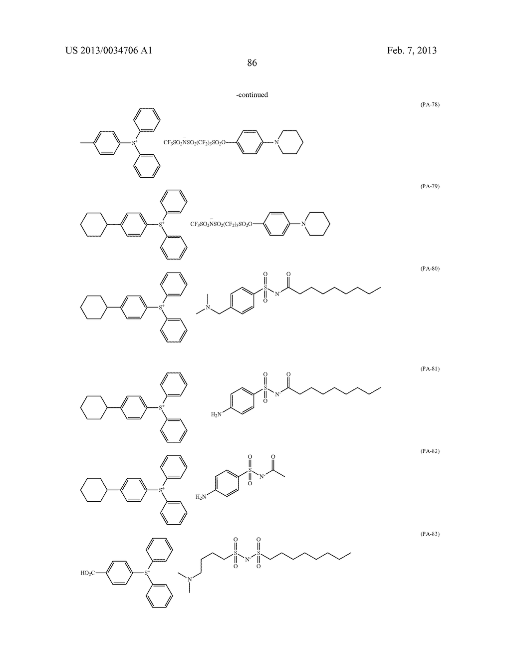 PATTERN FORMING METHOD, ACTINIC RAY-SENSITIVE OR RADIATION-SENSITIVE RESIN     COMPOSITION, RESIST FILM, PRODUCTION METHOD OF ELECTRONIC DEVICE, AND     ELECTRONIC DEVICE - diagram, schematic, and image 91