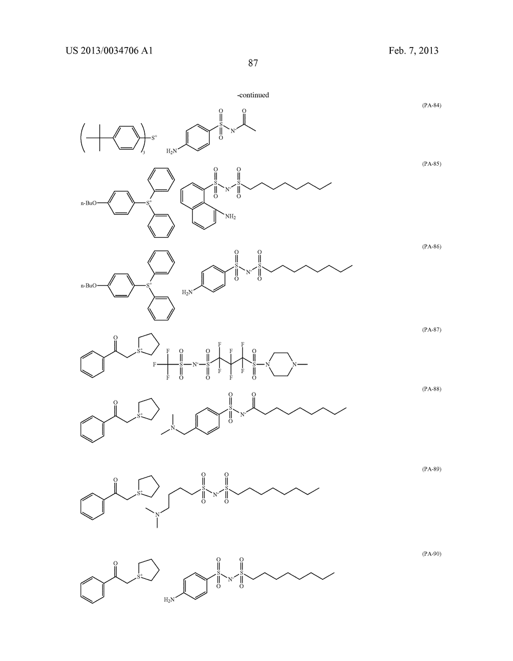 PATTERN FORMING METHOD, ACTINIC RAY-SENSITIVE OR RADIATION-SENSITIVE RESIN     COMPOSITION, RESIST FILM, PRODUCTION METHOD OF ELECTRONIC DEVICE, AND     ELECTRONIC DEVICE - diagram, schematic, and image 92