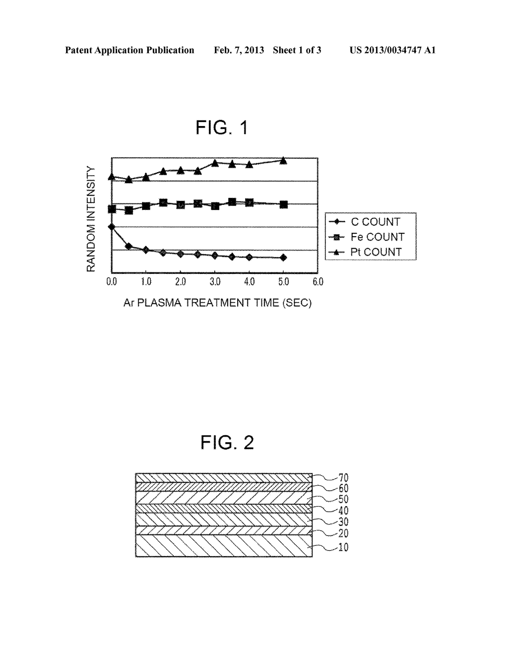 PERPENDICULAR MAGNETIC RECORDING MEDIUM AND METHOD FOR MANUFACTURING SAME - diagram, schematic, and image 02