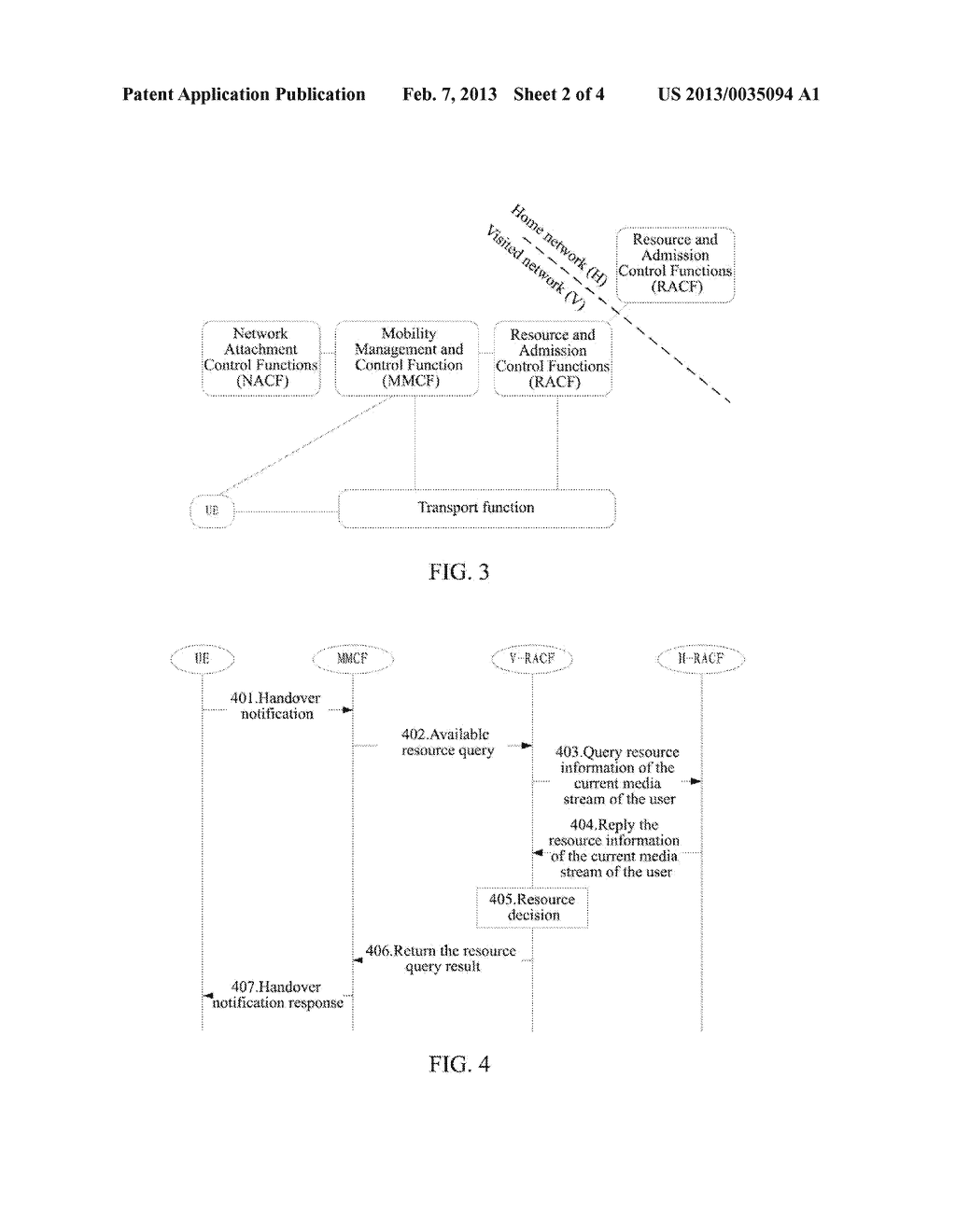 Method and System for Implementing Single Radio Voice Call Continuity - diagram, schematic, and image 03