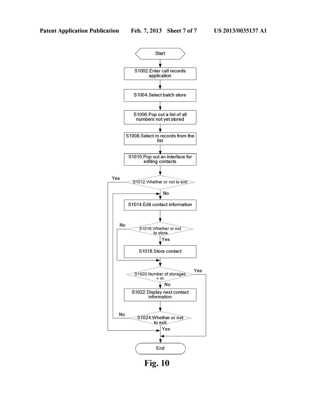 MOBILE TERMINAL AND METHOD FOR ADDING CONTACT INFORMATION - diagram, schematic, and image 08