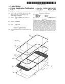 Cellular Telephone Shield for the Reduction of Electromagnetic Radiation     Exposure diagram and image