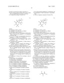 Cyclohexene Derivatives and Their Use as Odorants diagram and image