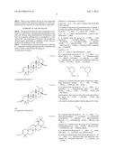 C-17 AND C-3 MODIFIED TRITERPENOIDS WITH HIV MATURATION INHIBITORY     ACTIVITY diagram and image