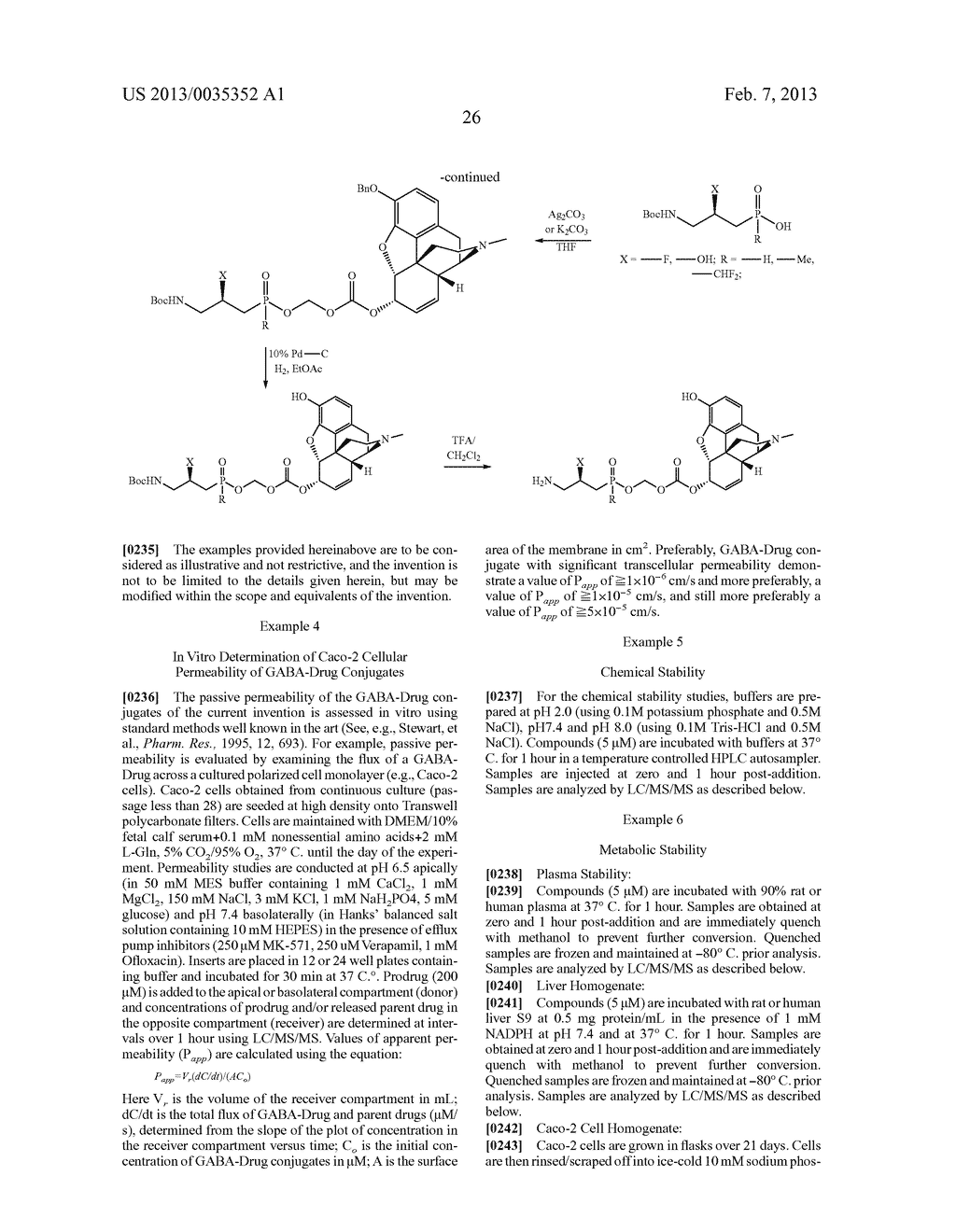 GABA CONJUGATES AND METHODS OF USE THEREOF - diagram, schematic, and image 27