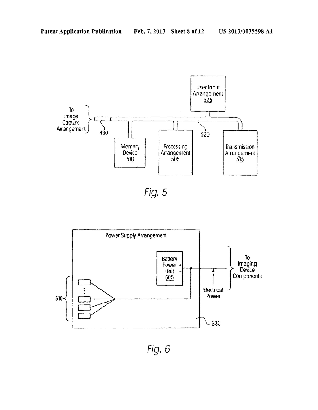 IMAGING DEVICE FOR USE WITH A SURGICAL DEVICE - diagram, schematic, and image 09