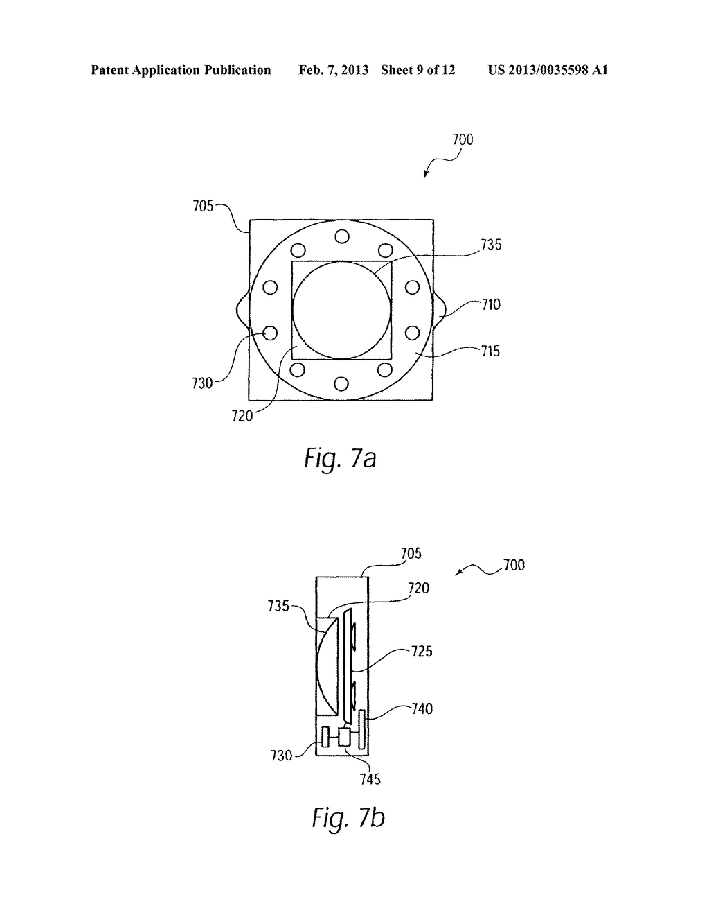 IMAGING DEVICE FOR USE WITH A SURGICAL DEVICE - diagram, schematic, and image 10