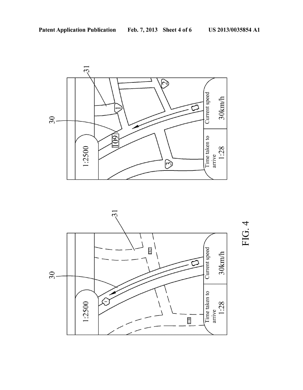 Navigation Device and Control Method Thereof - diagram, schematic, and image 05