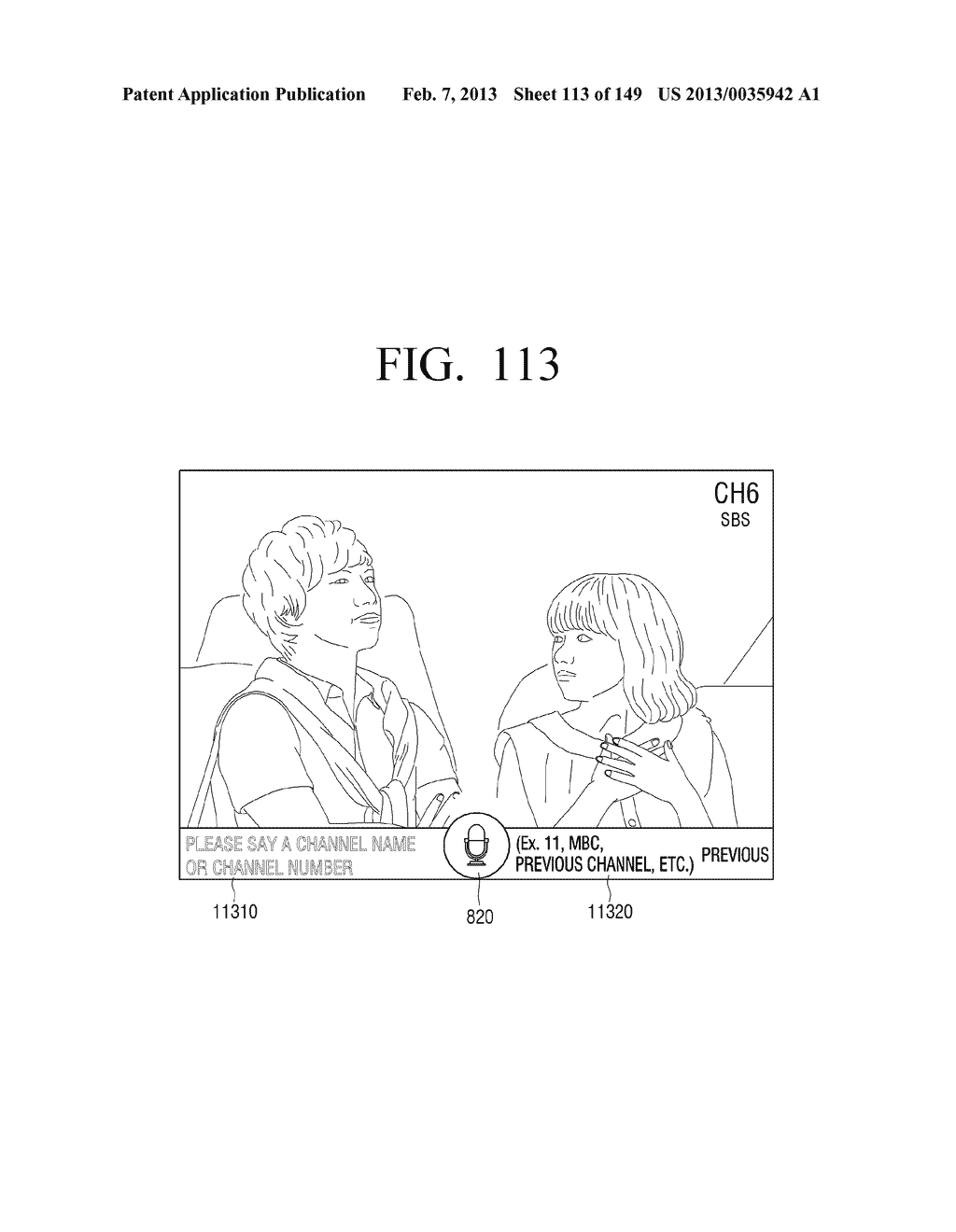 ELECTRONIC APPARATUS AND METHOD FOR PROVIDING USER INTERFACE THEREOF - diagram, schematic, and image 114