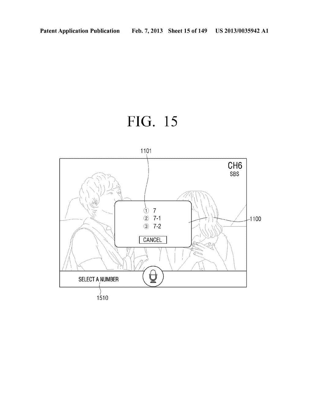 ELECTRONIC APPARATUS AND METHOD FOR PROVIDING USER INTERFACE THEREOF - diagram, schematic, and image 16