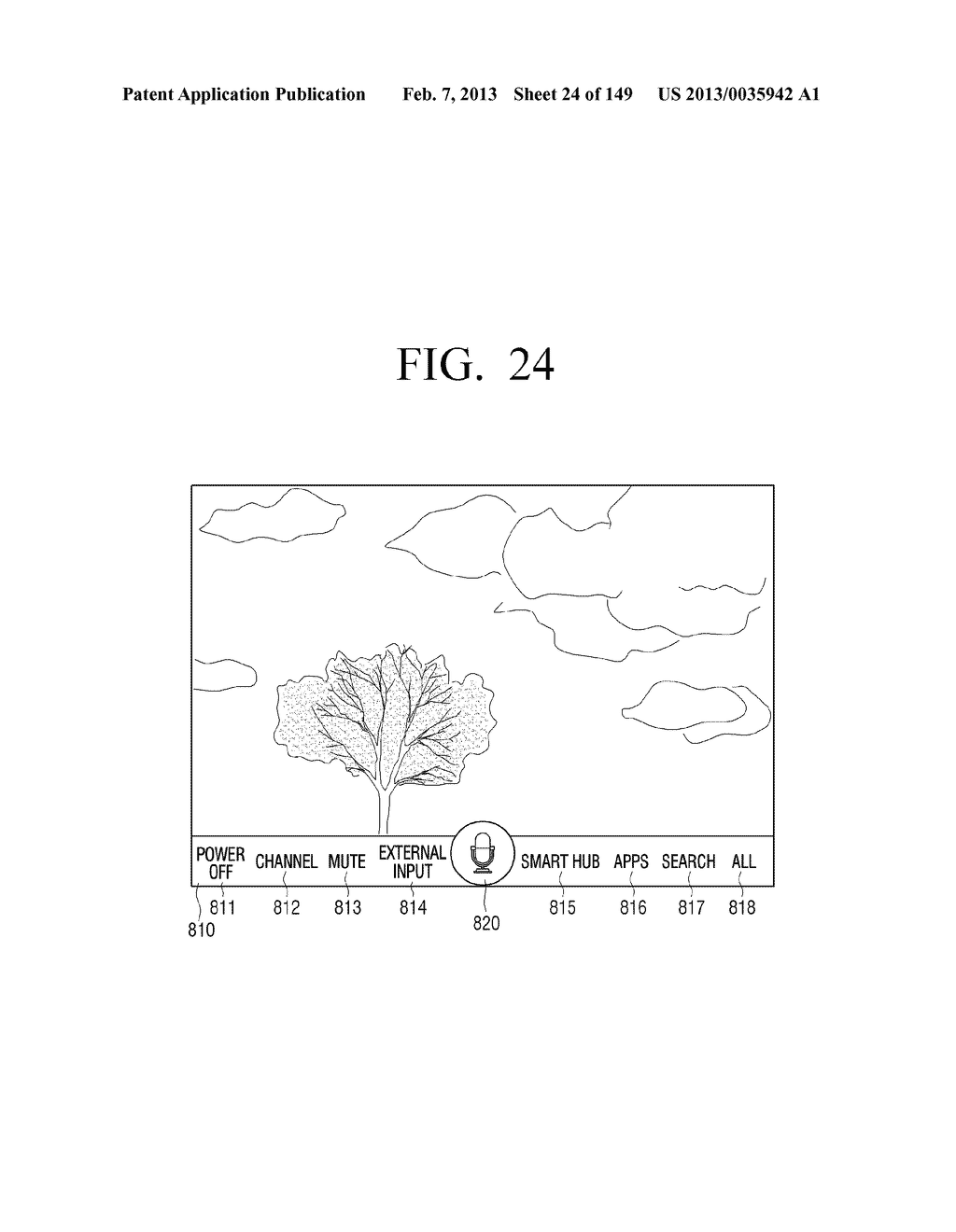 ELECTRONIC APPARATUS AND METHOD FOR PROVIDING USER INTERFACE THEREOF - diagram, schematic, and image 25