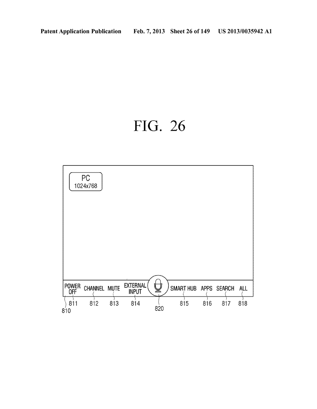 ELECTRONIC APPARATUS AND METHOD FOR PROVIDING USER INTERFACE THEREOF - diagram, schematic, and image 27