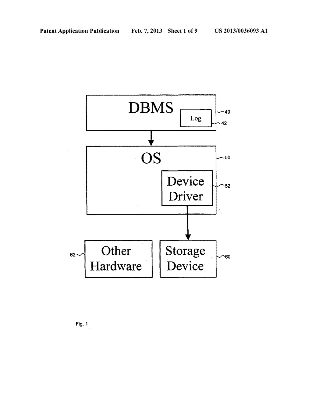 Reliable Writing of Database Log Data - diagram, schematic, and image 02