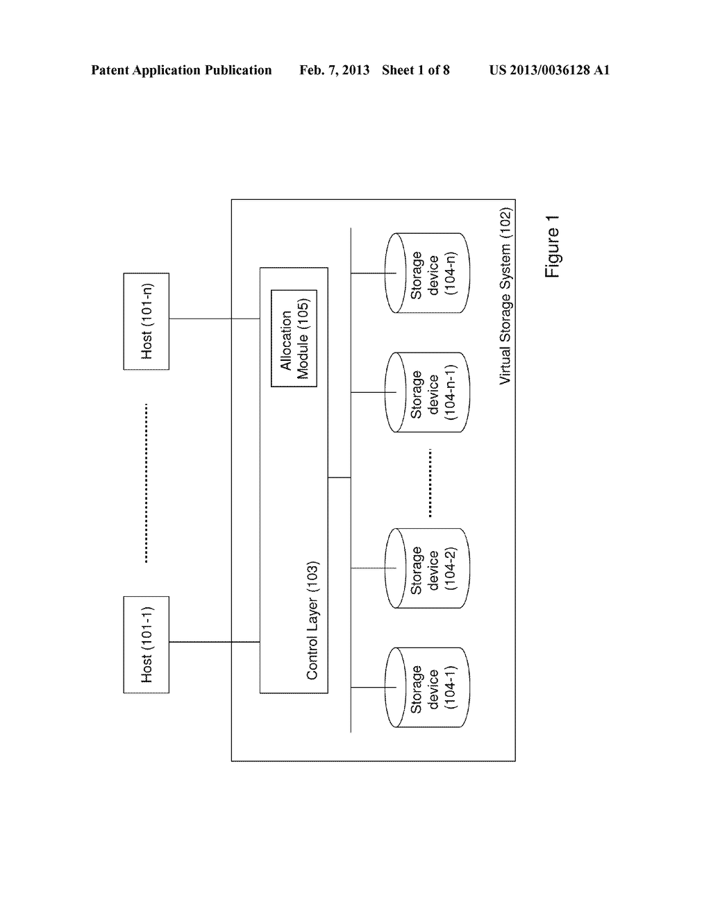 METHOD OF MIGRATING STORED DATA AND SYSTEM THEREOF - diagram, schematic, and image 02