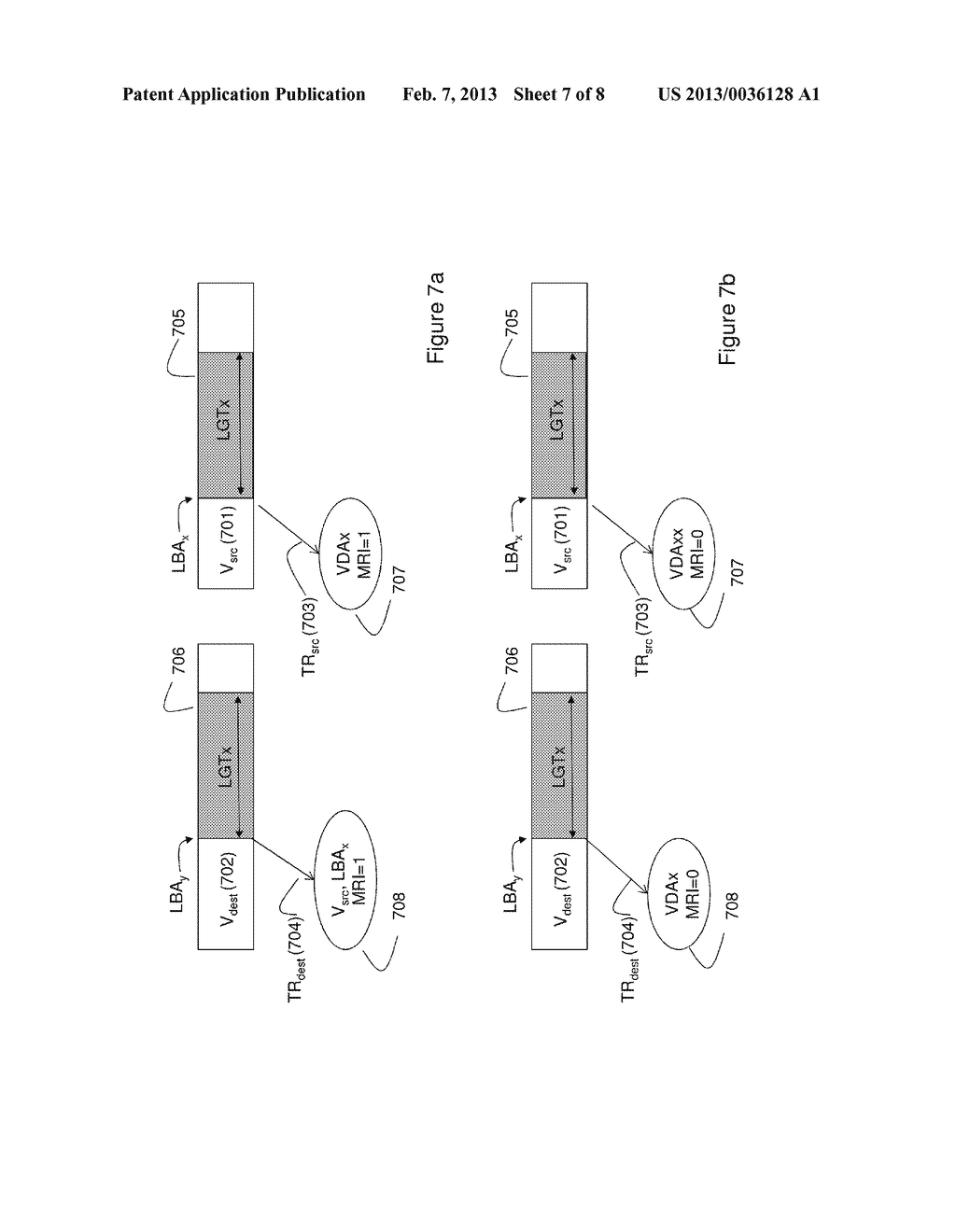 METHOD OF MIGRATING STORED DATA AND SYSTEM THEREOF - diagram, schematic, and image 08