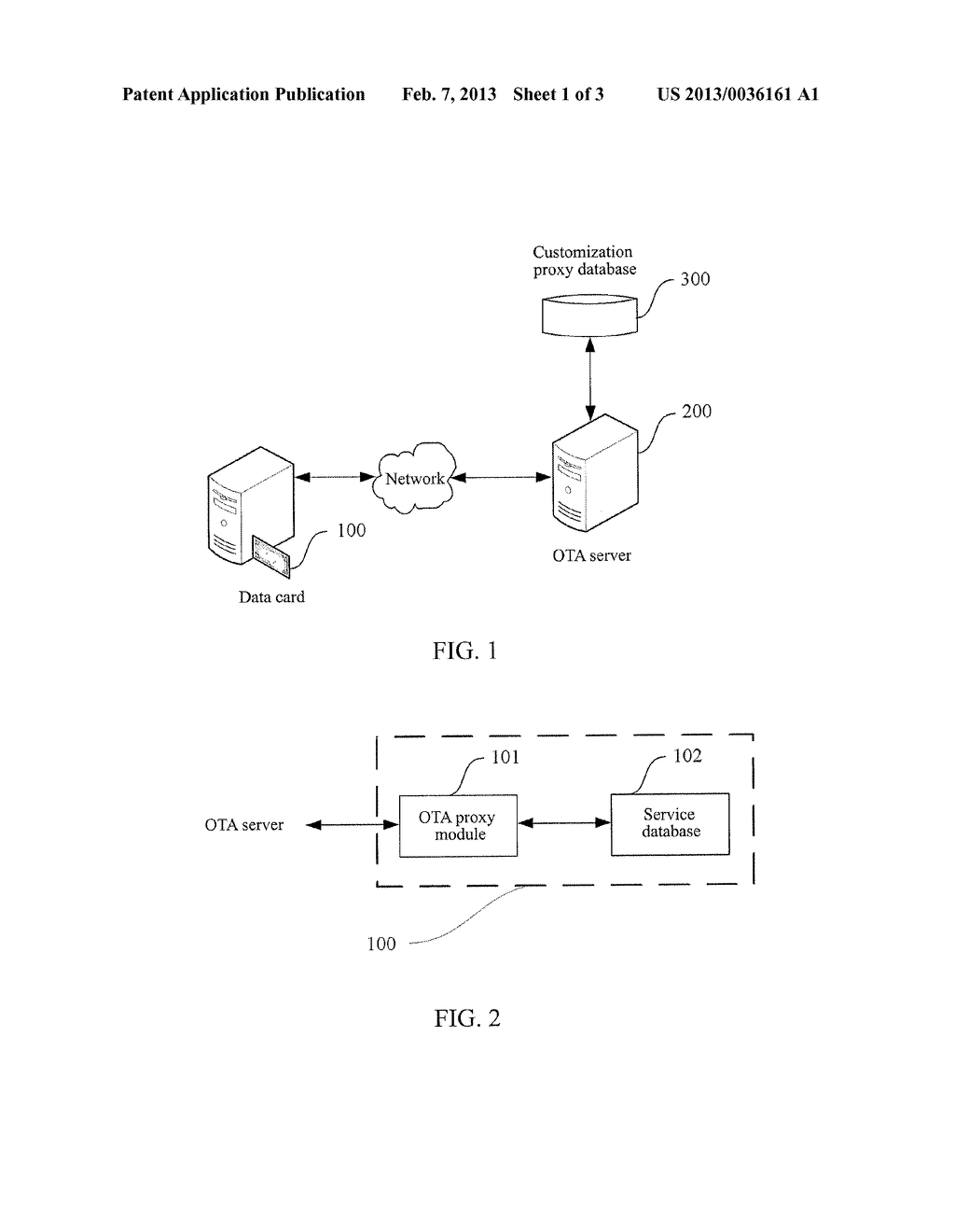 DATA CARD AND METHOD AND SYSTEM FOR CUSTOMIZING ITS APPLICATION SERVICE - diagram, schematic, and image 02