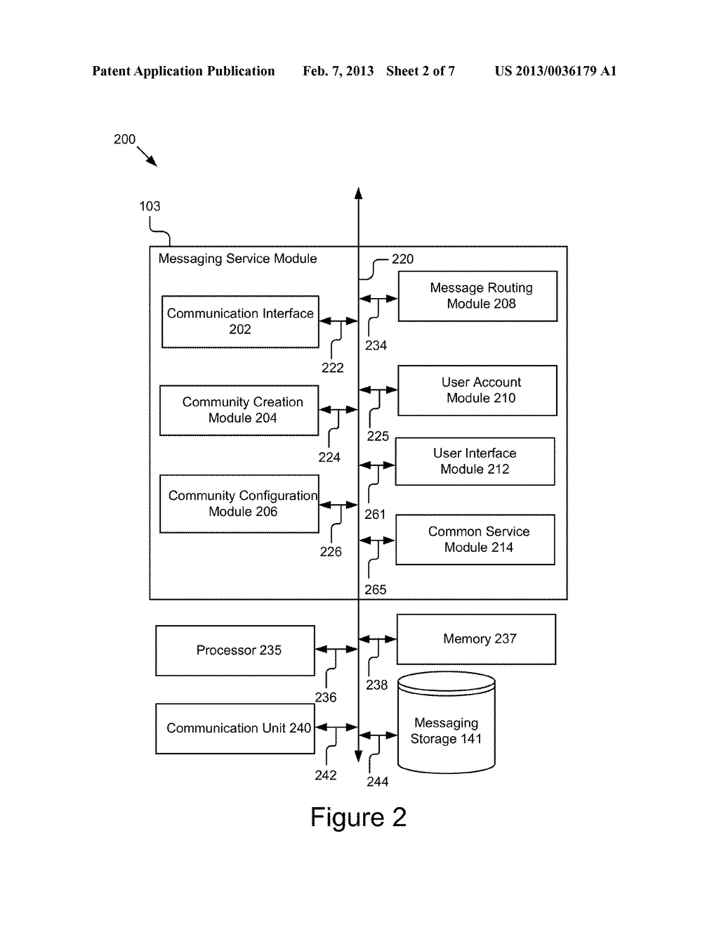 MESSAGING SERVICE USING DIFFERENT TEXT MESSAGING CHANNELS - diagram, schematic, and image 03
