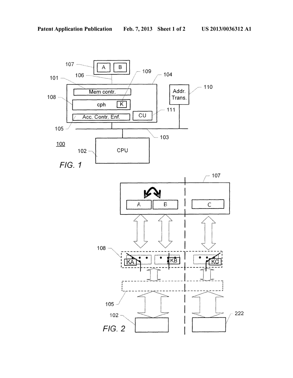 Method and Device for Protecting Memory Content - diagram, schematic, and image 02