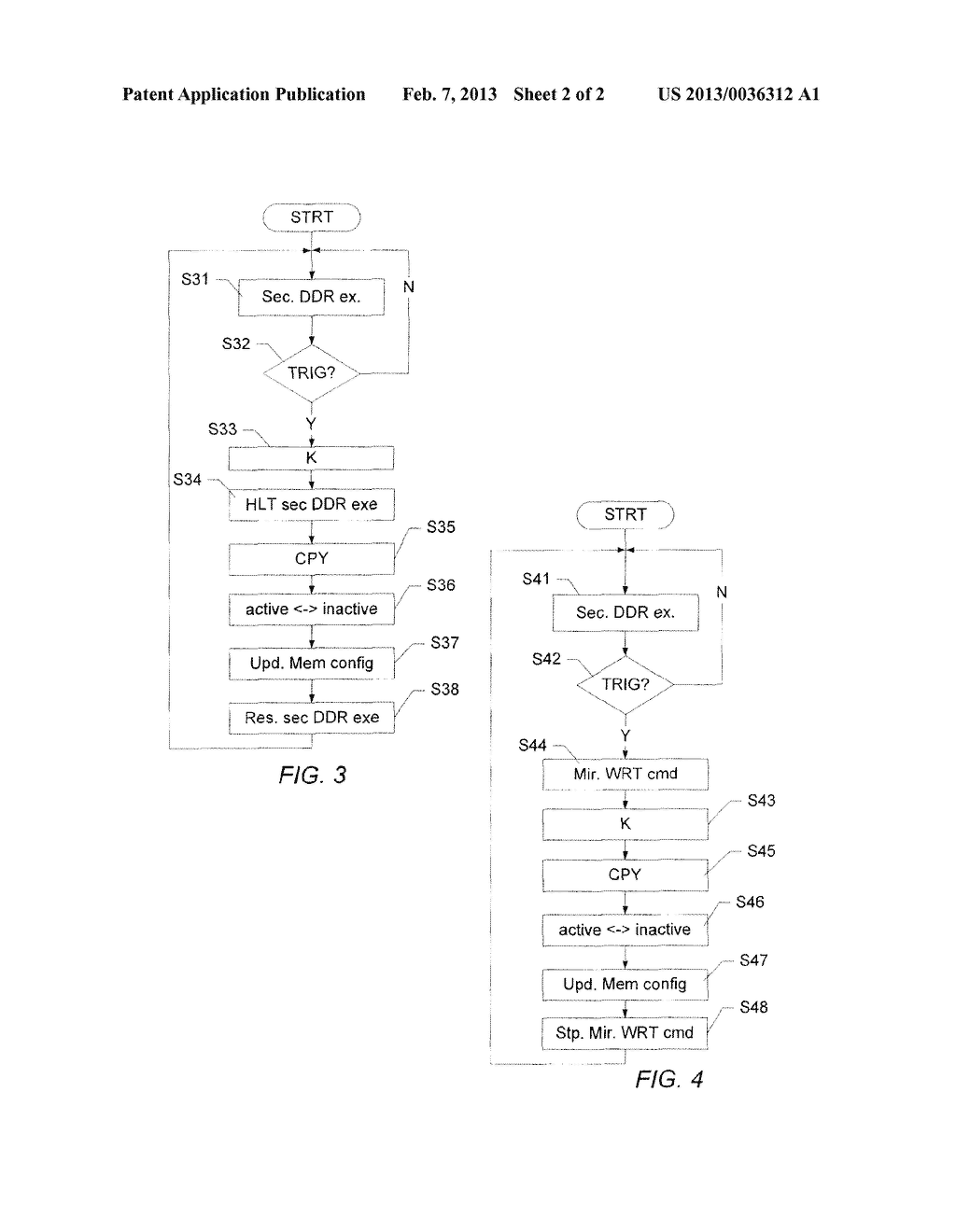 Method and Device for Protecting Memory Content - diagram, schematic, and image 03
