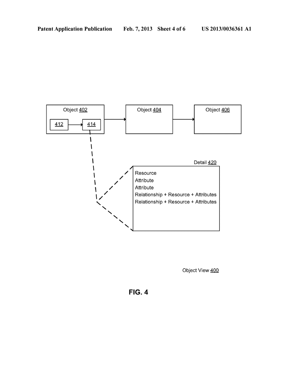 System and Method of Relating Resources and Business Objects of Different     Business Object Types - diagram, schematic, and image 05
