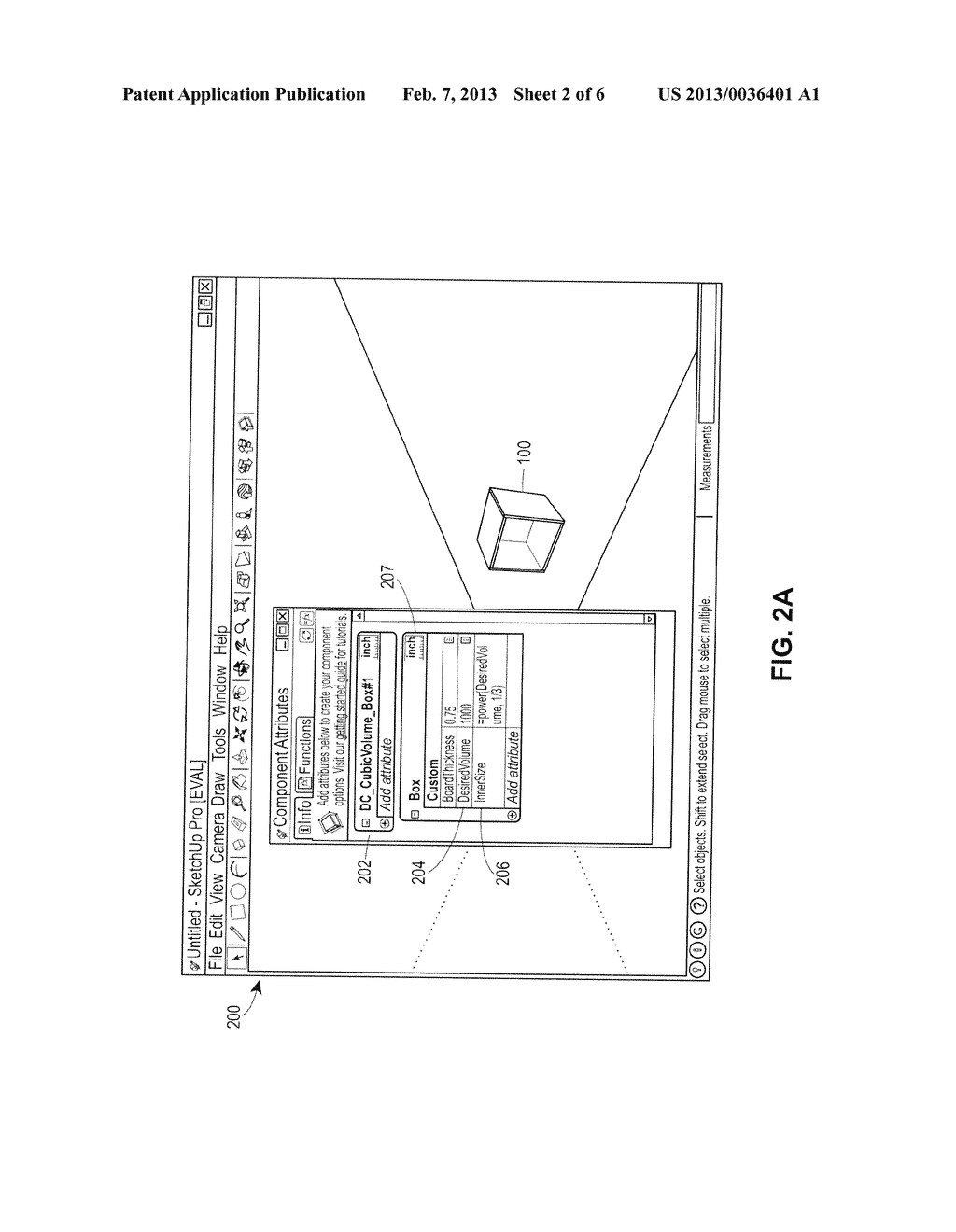 Method for Improving the Performance of Browser-Based, Formula-Driven     Parametric Objects - diagram, schematic, and image 03