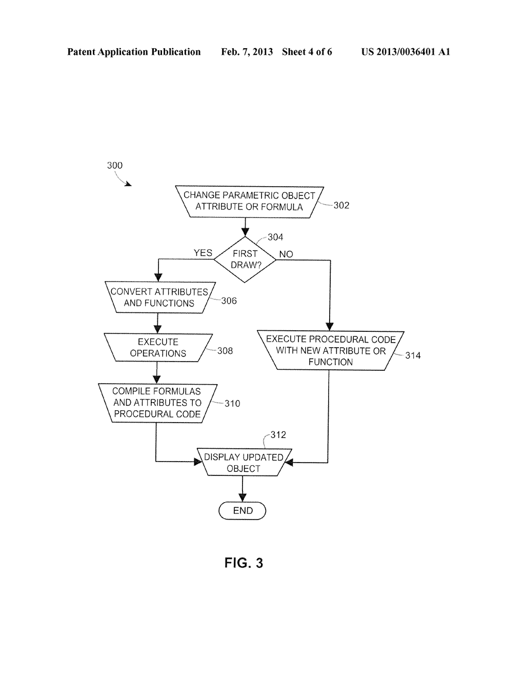 Method for Improving the Performance of Browser-Based, Formula-Driven     Parametric Objects - diagram, schematic, and image 05