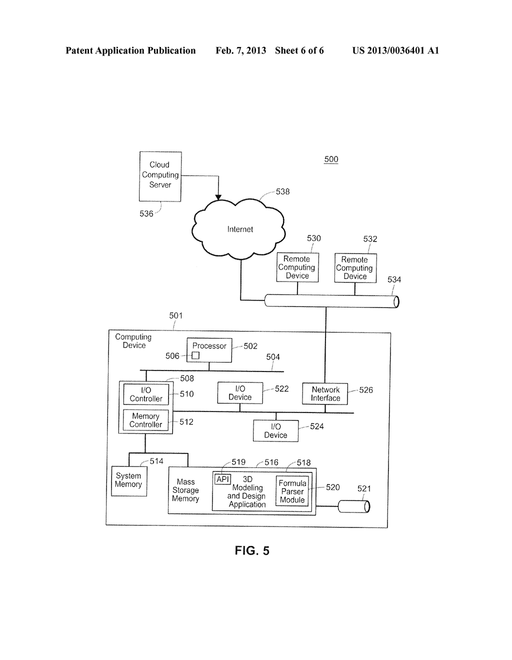 Method for Improving the Performance of Browser-Based, Formula-Driven     Parametric Objects - diagram, schematic, and image 07