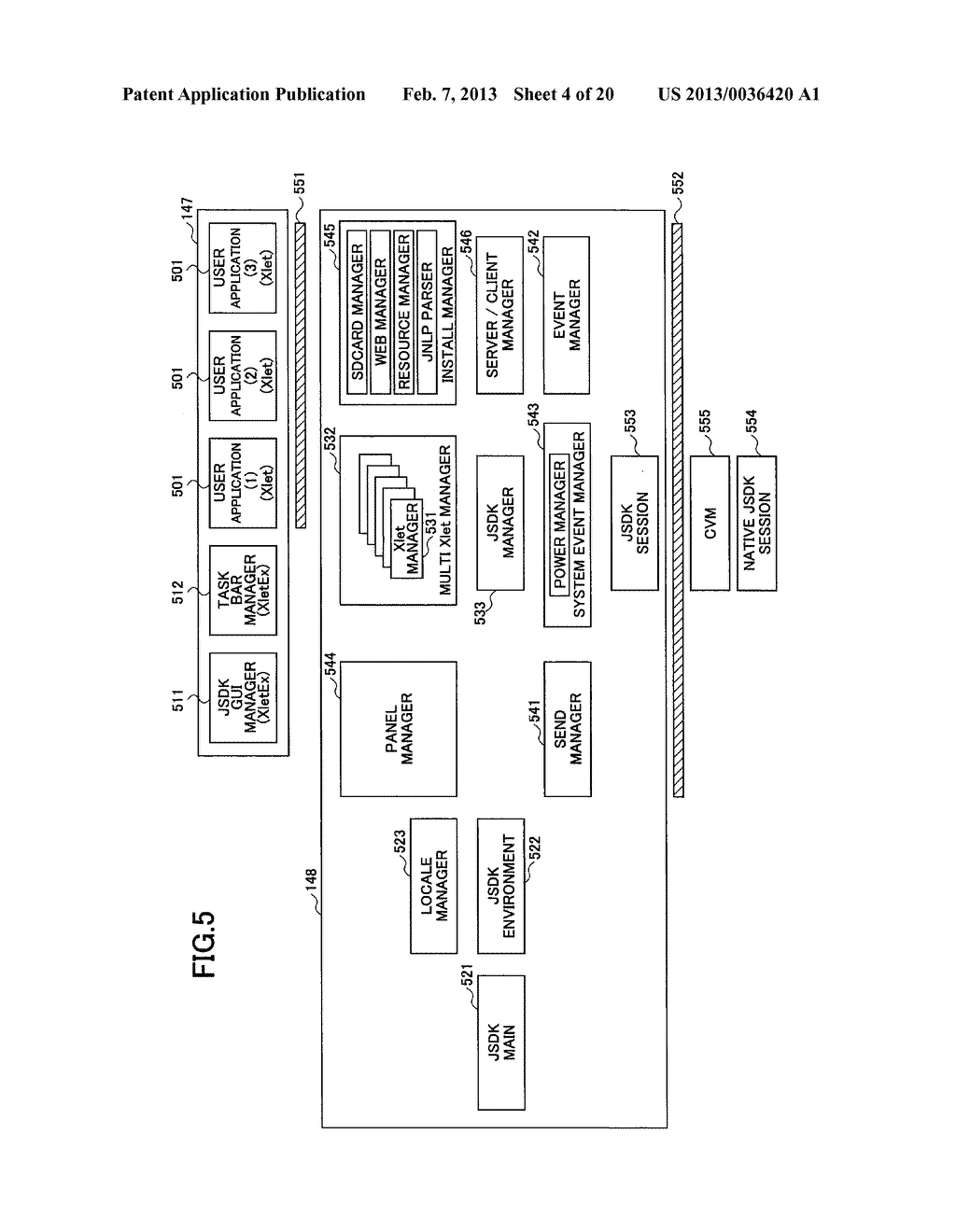 IMAGE FORMING APPARATUS FOR DETERMINING THE AVAILABILITY OF APPLICATION     PROGRAM INTERFACES - diagram, schematic, and image 05