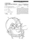 MOUTH GUARD RETAINING DEVICE diagram and image