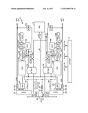 HYBRID POWER SYSTEM ARCHITECTURE FOR AN AIRCRAFT diagram and image
